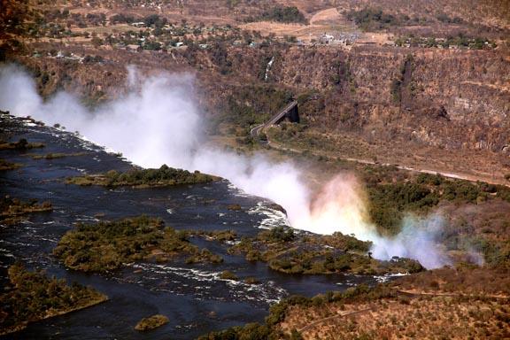LoRez Falls