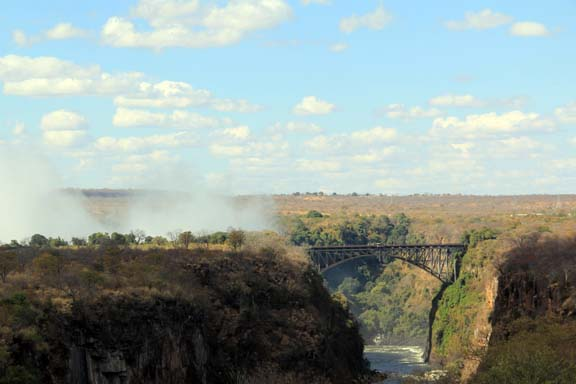 vic falls Bridge 1