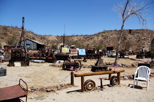 Bickel's Mining Camp