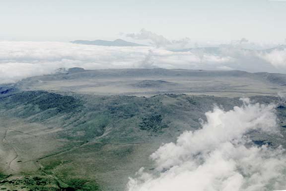Aerial View Ngorongoro Crater2